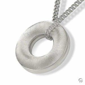 AH 040 Ashanger Reddingsboei Glad 925 Zilver Sterling