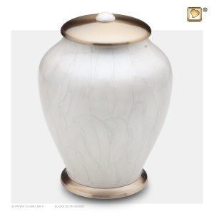 A522 - Urn Simplicity Parelwit