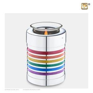 T222 - Urn Waxinelichthouder Pride
